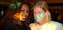 Karen Holmes celebrated her 50th birthday at Armstrongs Social Club. Some of the guests turned...