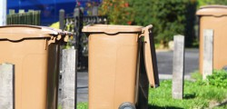 The recycling rate in the East Riding rose in February to 58 per cent mostly due to last year's roll out of the fortnightly bin collections.