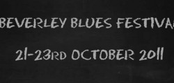 The first ever Beverley Blues Festival kicks off at The Sun Inn on the 21st...