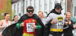 The annual Hall Construction Group Beverley 10k road race takes place on Sunday 13 May this year and members of Beverley Athletic Club are making the final preparations.