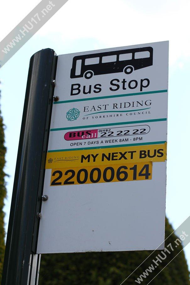 Beverley Bus Stop