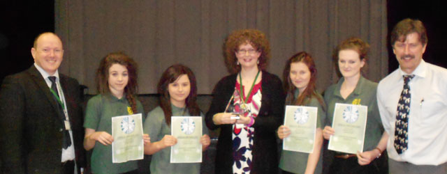 Longcroft School Commended in SMart Competition