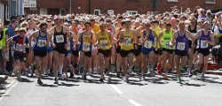 There was a carnival atmosphere in Beverley last Sunday when over a thousand runners took part in the annual Hall Construction Group Beverley 10k.