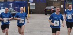 Hall Construction Group, sponsor of the Beverley 10k, has just announced a 10-strong team for this years race.  Leading the team will be Chairman and Managing Director Martin Hall,