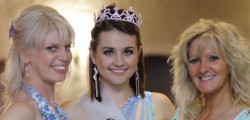 Samantha Walker was crowned Miss HU17 at The Beverley Arms in Beverley's first beauty pageant. organiser Kirsty Mills was delighted with how the event went, she said;