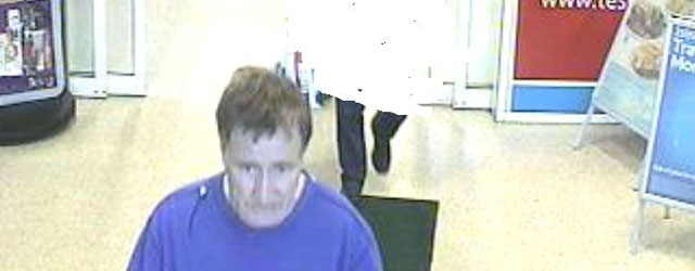 Disabled Lady Robbed In Beverley Tesco Store