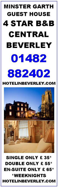 Beverley Bed & Breakfast