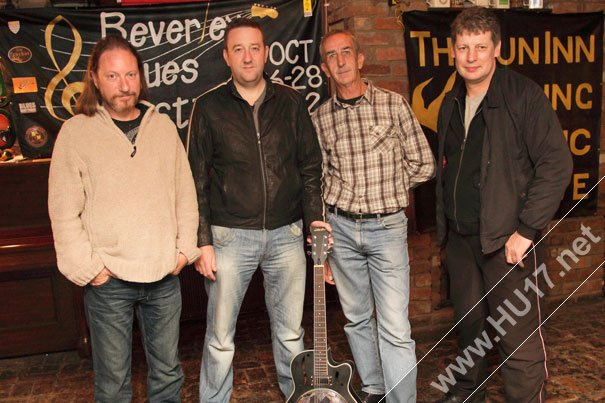 Beverley Blues Festival 2013
