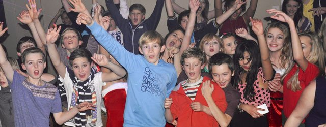 Beverley Teen Disco