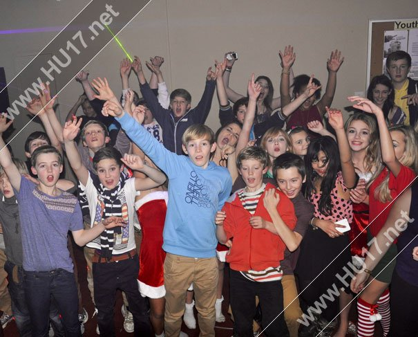 Beverley Teen Disco