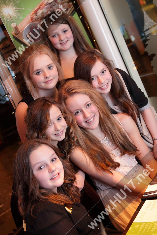 Hannah Wall's 13th @ Ask Italian Beverley