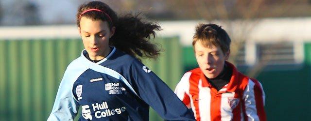 Hull College Girls, Hull FDC