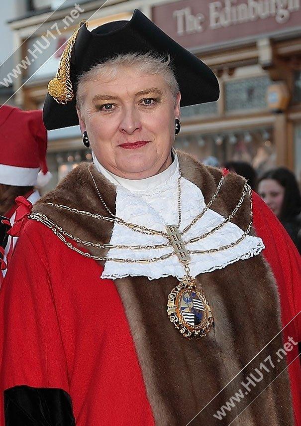 Mayor of Beverley 2012