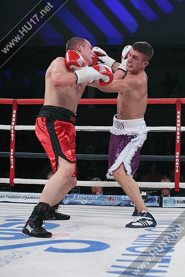 Professional Boxing, Nathon Smith