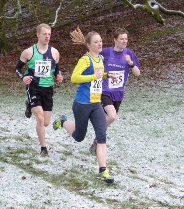 Beverley Ladies Get Third At Sledmere