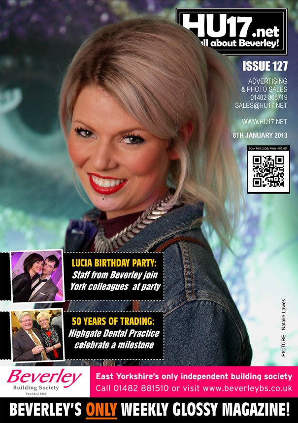 HU17 Magazine Issue 127