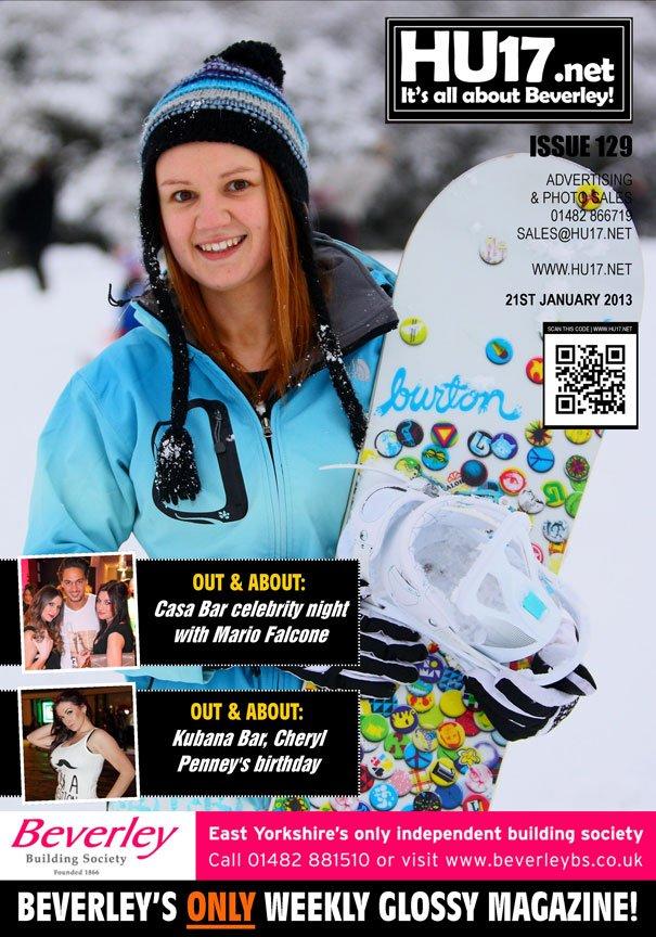 HU17.net Magazine Issue 129