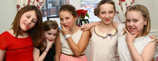 Lola Bignell Celebrates Her 10th Birthday