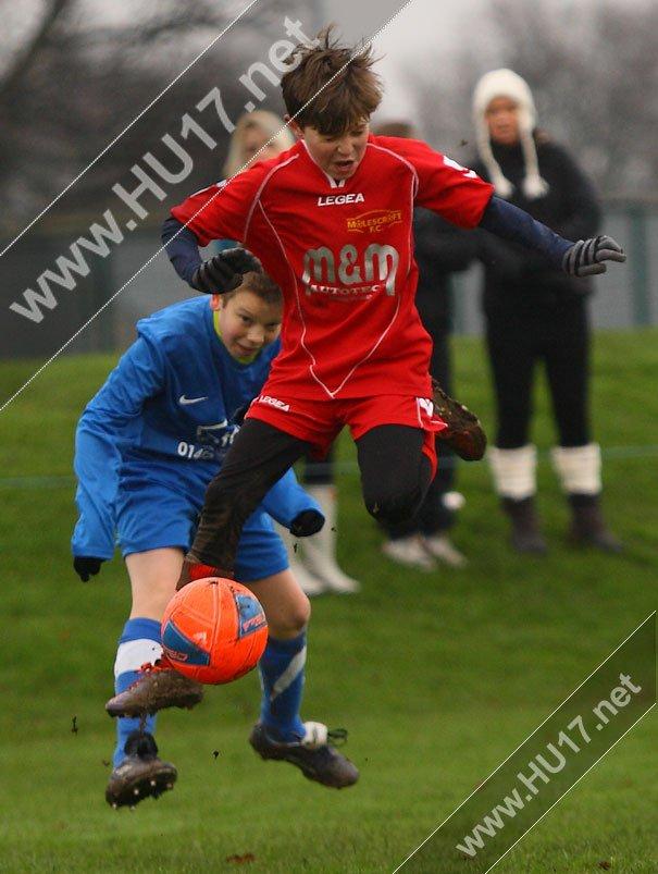Molescroft FC Dragons