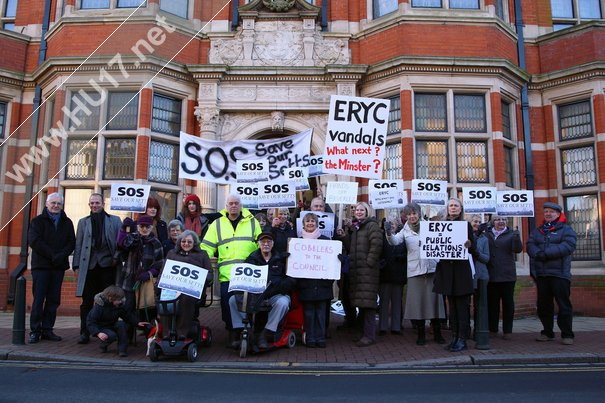 Save Our Setts : More Protests Held Against Saturday Market Improvements
