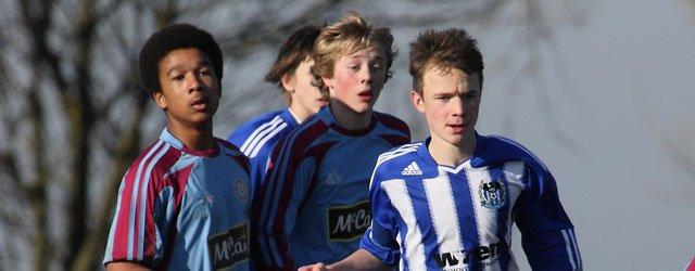 Willerby Juniors Put Six Past Tickton At Longcroft