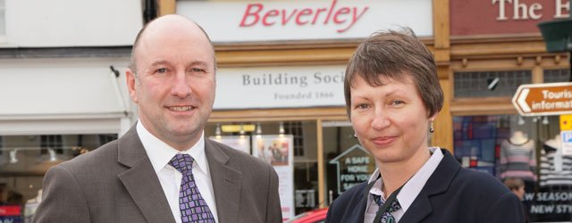 Members Of The Beverley Building Society Choose St John Ambulance As Winners