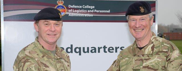 Defence School Of Transport Get New Commandant