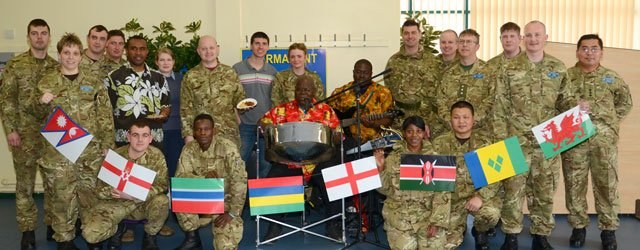 Defence School Of Transport To Celebrate Commonwealth Day