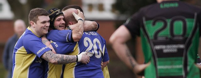 Blues & Golds Make It Three Wins On The Spin