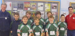 Tesco were pleased to welcome Beverley Rugby Union Football Club under 13s to bag pack in our store on Saturday 23rd February.