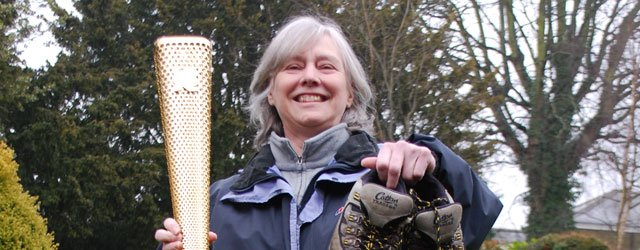 Olympic Torch Bearer To Lead Beverley Heart Walk