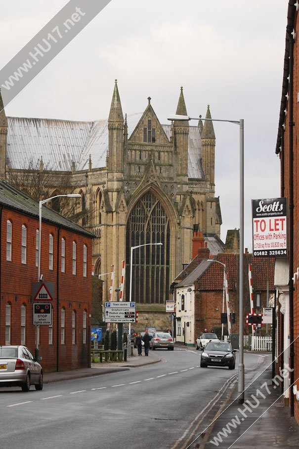 Beverley Integrated Transport Plan Receives Full Approval From DFT