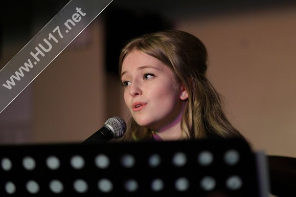 Amazing Grace Wows Hodgsons With A Cracking Performance