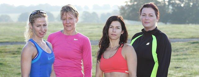 2013's Launch Of Westwood Warrior Women