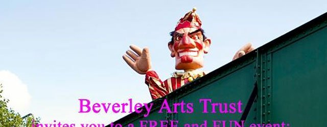 Free Film Premiere Of Beverley Puppet Festival
