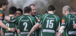 Beverley RUFC host Old Crossleyans RFC in the final game of the North 1 (East) Competition this season and will be looking to complete the campaign with a victory to keep their unbeaten home record intact.