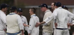 There was a convincing double at the Norwood Recreation Ground when the Beverley Town Cricket Club 1sts, thanks in no small part to the excellence of a spell from young spinner Jamie Roe (5-43 from 15),
