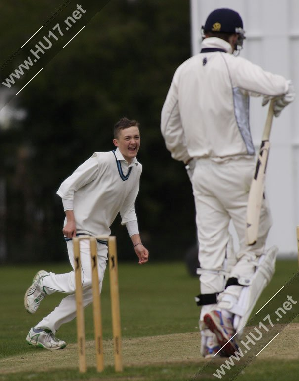 1st XI Get Off To Winning Start In Norwood Double