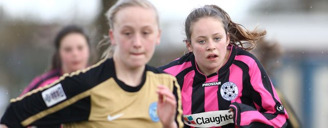 Falcons Finish Third In East Riding Girls Football League