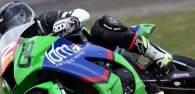 Ushers Finishes 19th At Thruxton Superstock 1000