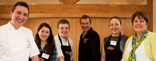 Three Golden Apron Finalists Announced