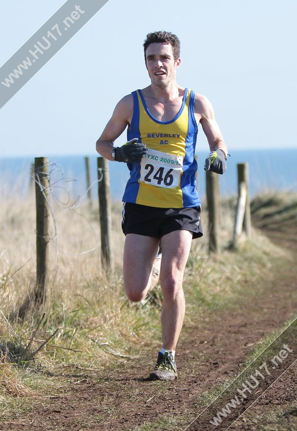 James Pearson Comes Third In North Lincolnshire Half-Marathon