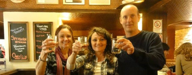 Great Times For Beverley Trio At Lochaber