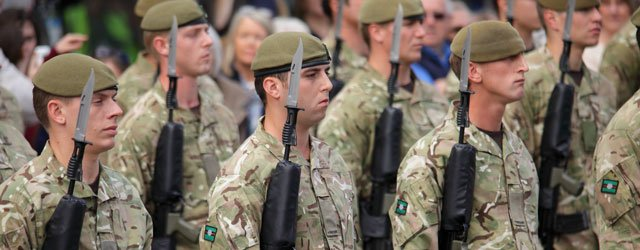 Defence School To Exercise Freedom Rights At Beverley's Fifth Armed Forces Day
