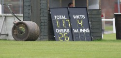 Beverley Town Cricket Club 3rd XI drew with North Ferriby at the Norwood Recreation Ground. Beverley won the toss and put North Ferriby into bat; the visitors were bowled out for 216. Bradley Graham was the star bowler