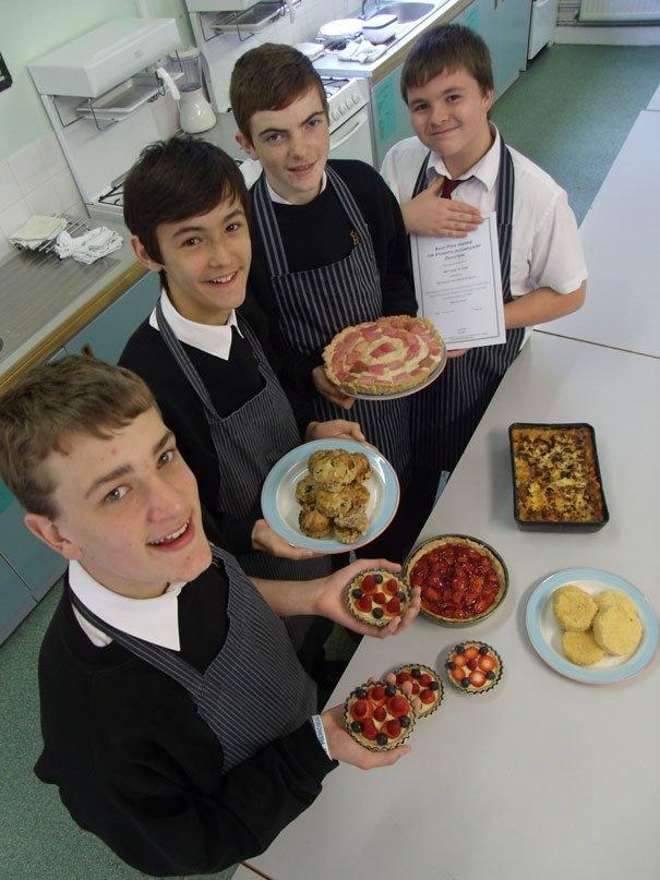 Beverley Grammar School Future Food Heroes