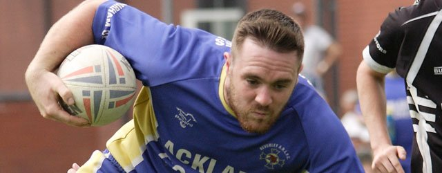 Blue & Golds Beaten After Flat Performance Against Haworth