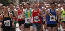 There was a great atmosphere in Beverley last Sunday when a record 1240 runners completed the twentieth Hall Construction Beverley 10k.