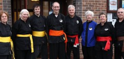 A number of members of the Beverley Area Chinese Arts club have been awarded certificates in acknowledgement at their commitment to both self-defence  and Tai Chi.