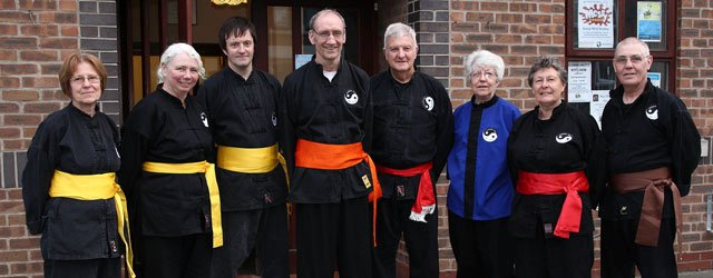 Beverley Area Chinese Arts Acknowledge Members Long Service
